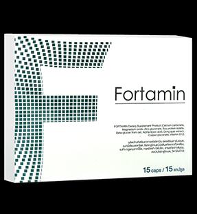 Fortamin (Фортамин) - капсулы от боли в суставах