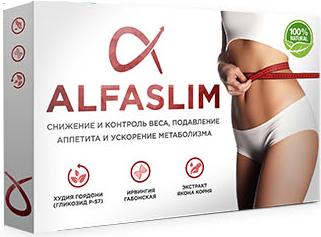 Alfaslim (Альфаслим) - капсулы для похудения