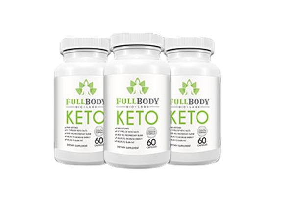 Full Body Keto (Фул Бади Кето) - капсулы для похудения