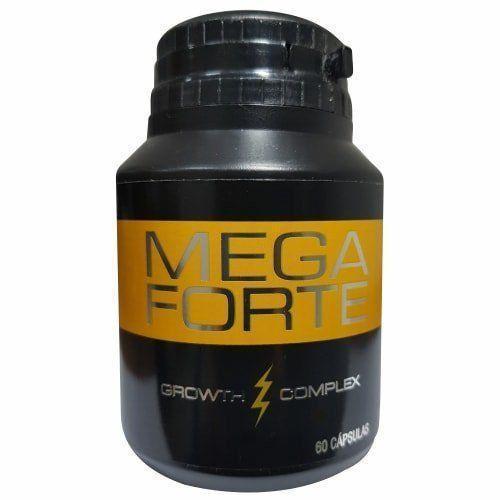Megaforte (Мегафорте) – капсулы для потенции