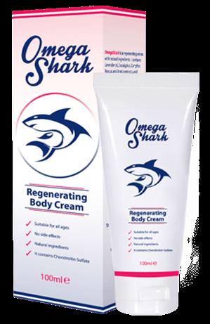 OmegaShark (ОмегаШарк) – гель от болей в суставах
