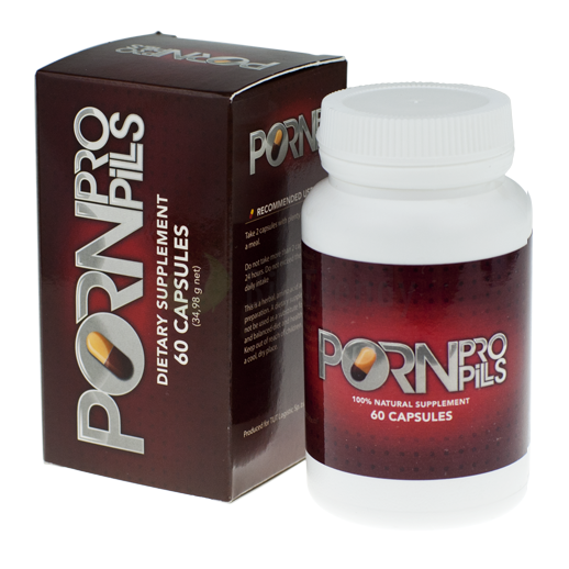 Porn Pro Pills (Порн Про Пиллс) – капсулы для потенции