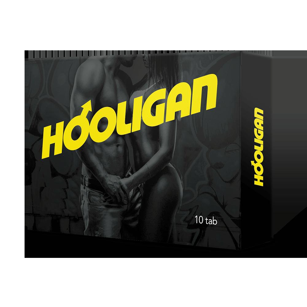 Hooligan (Хулиган) - капсулы для повышения потенции