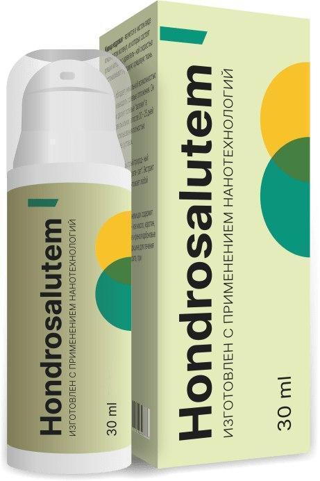Hondrosalutem (Хондросалютем) - крем для здоровья связок и суставов