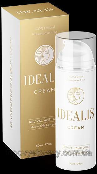 Idealis Cream (Идеалис Крим) - крем для омоложения кожи лица