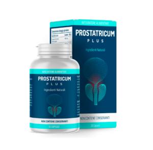 Prostatricum Plus (Простатикум Плас) — капсулы от простатита