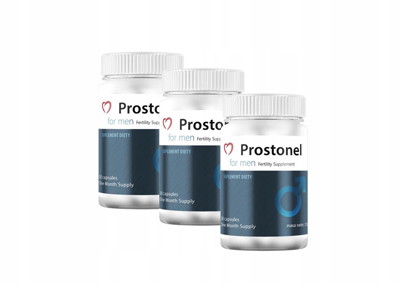 Prostonel (Простонел) - капсулы от простатита