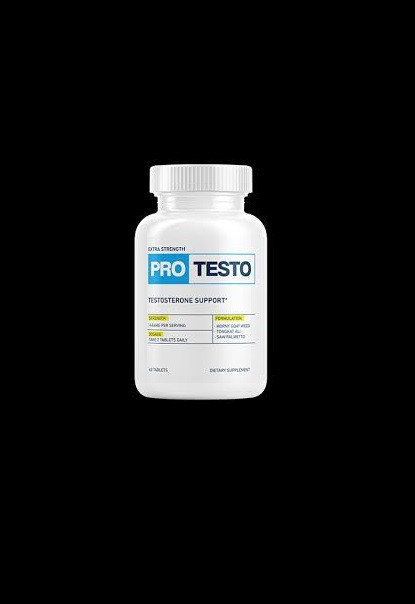 Pro Testo (Про Тесто) - капсулы для потенции