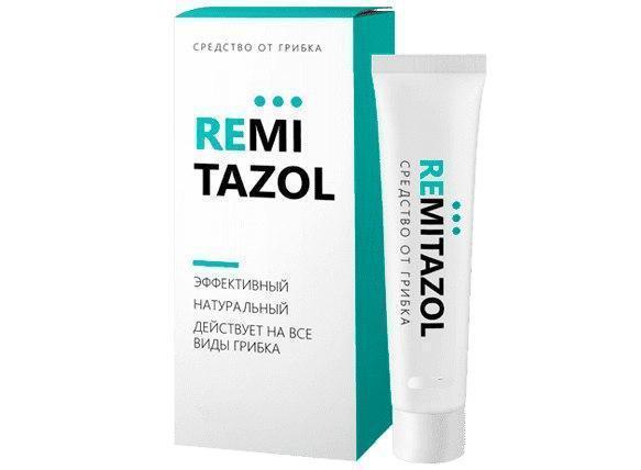 Remitazol (Ремитазол) - крем от грибковых поражений кожи