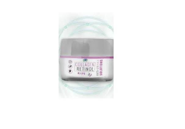 GVP Collagen Retinol (ГВП Коллаген Ретинол) - крем для омоложения лица