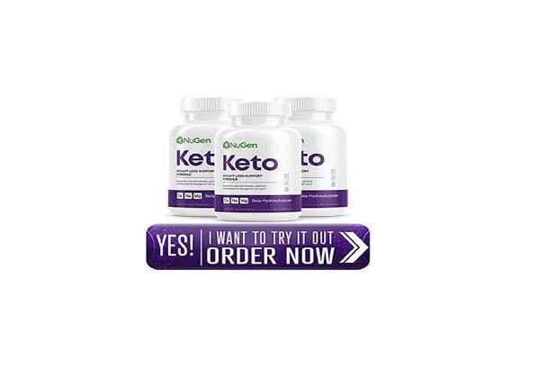NuGen Keto (НуГен Кето) - капсулы для похудения
