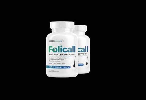 Folicall (Фолликал) - капсулы для роста волос