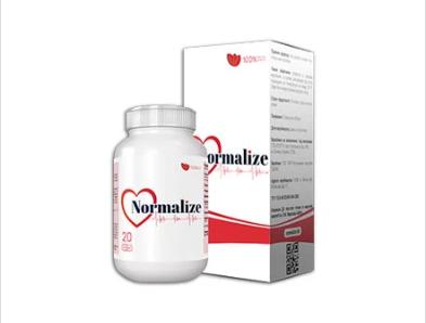 Normalize (Нормалайз) - капсулы от гипертонии