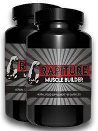 Rapiture Muscle Builder (Рапитер Мускул Билдер) - капсулы для роста мышц и повышения тестостерона