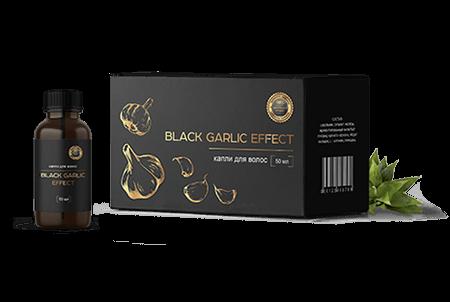 Black garlic effect (Влэк гарлик эффект) - спрей для волос