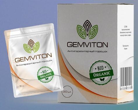 Gemviton (Гемвитон) – порошок от эндогенных паразитов