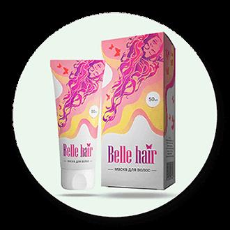 Belle hair (Бель хэйр) - маска для ухода за волосами