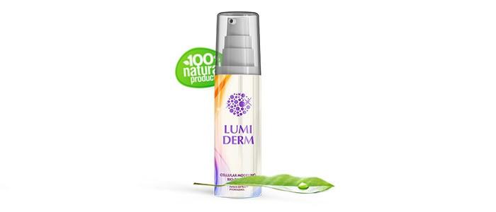 Lumiderm (Люмидерм) - био-пилинг для отбеливания кожи