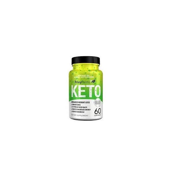 Privy Farms Keto (Прайви Фармс Кето) - капсулы для похудения