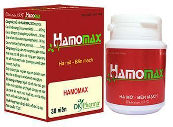 Hamomax Combo (Гамомакс Комбо) - капсулы для снижения уровня холестерина