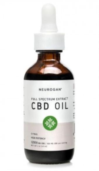 CBD Neurogan Full Spectrum Oil