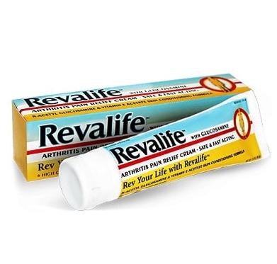 Revalife (Ревалайф) - крем для суставов