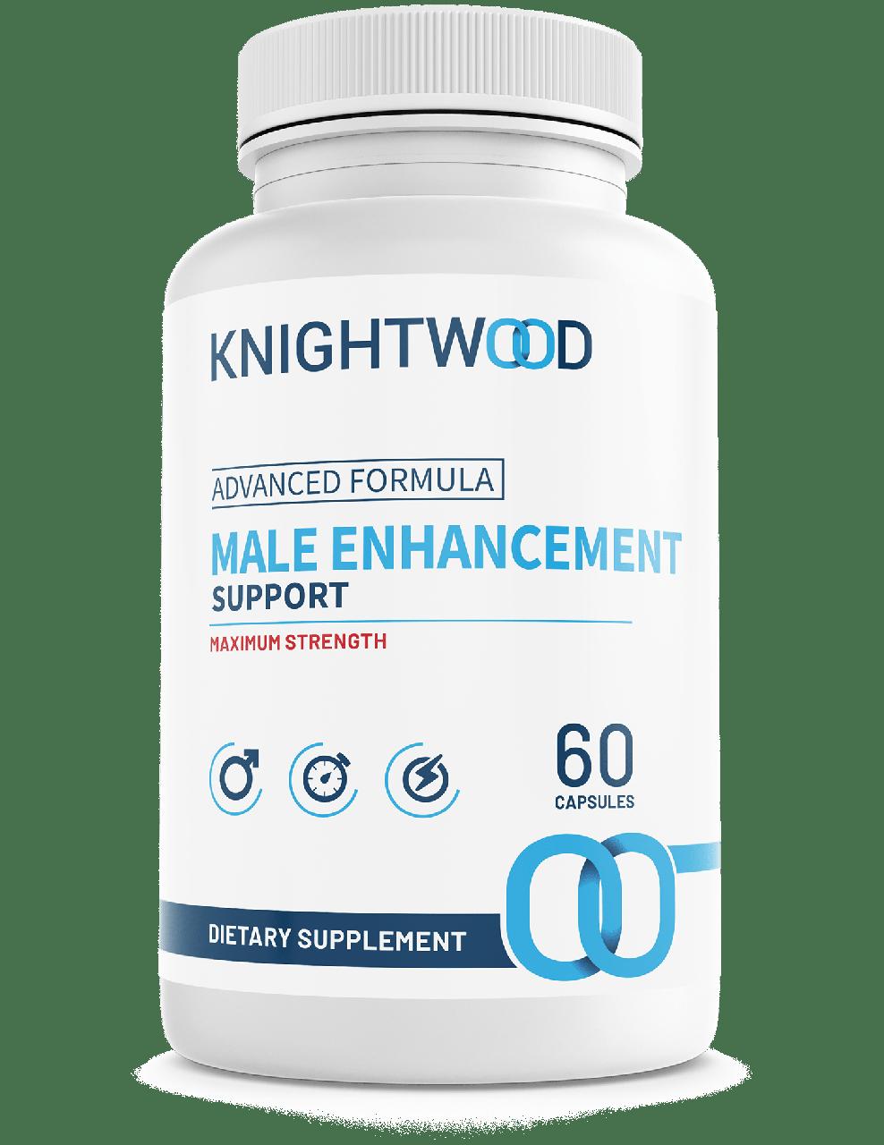 Knightwood (Найтвуд) - капсулы для увеличения члена
