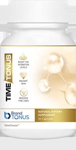 Time Tonus (Тайм Тонус) капсулы для замедления процесса старения