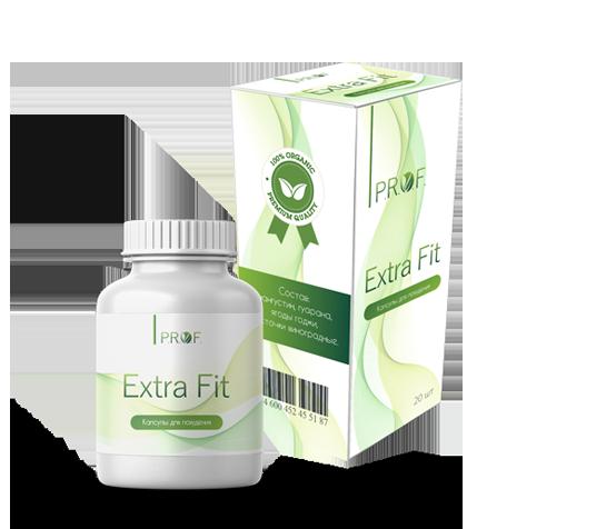 Prof Extra Fit (Проф Экстра Фит) - капсулы для похудения