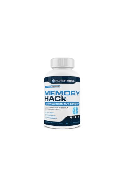 Memory Hack (Мемори Хак) - капсулы для улучшения памяти