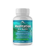 Meditation in a Bottle (Медитэйшн ин э Батл) - капсулы для улучшения общего самочувствия