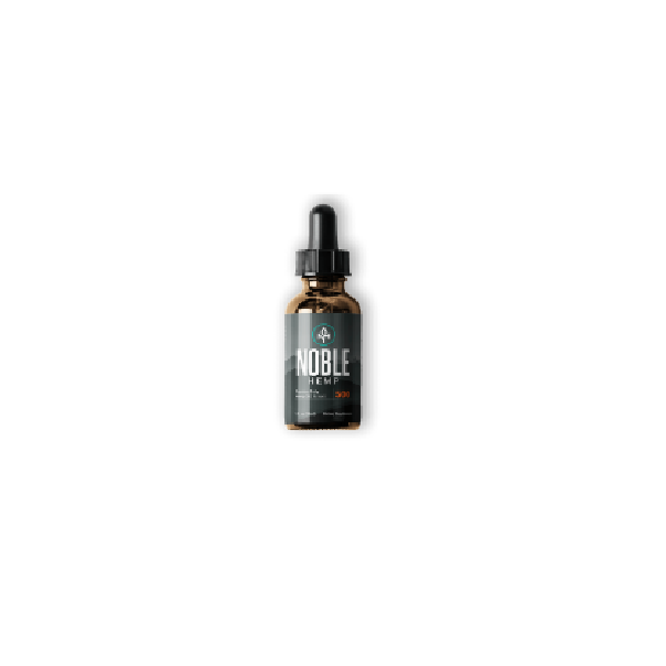 Noble CBD Oil (Нобл КБД Оил) - капли для улучшения общего самочувствия