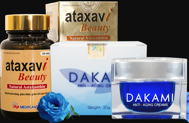Dakami (Даками) - омолаживающий крем