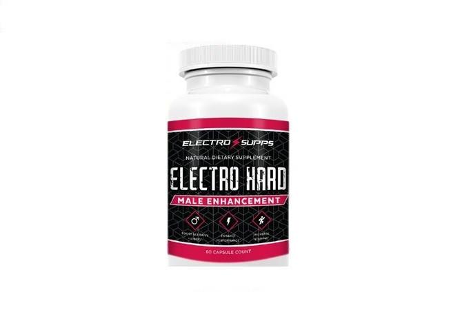 Electro Hard (Электро Хард) - капсулы для повышения потенции