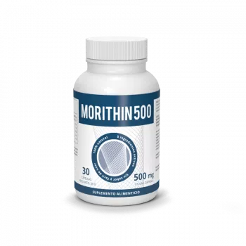 Morithin 500 (Морисин 500) - капсулы для похудения
