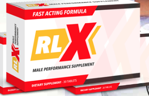 RLX (ЭрЭлИкс) - капсулы для потенции