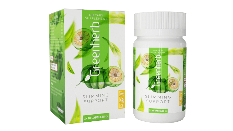 Greenherb (Гринхерб) - капсулы для похудения