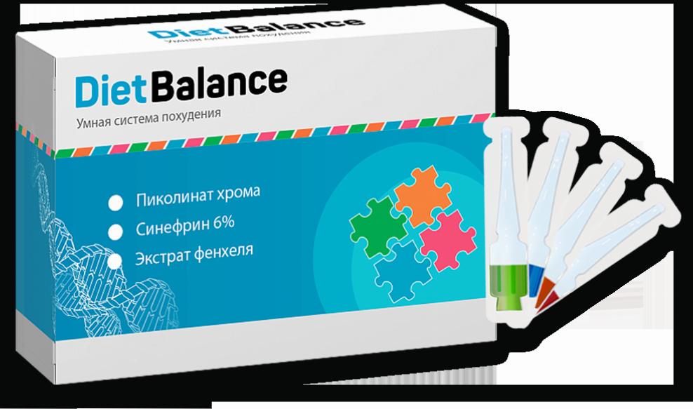 DietBalance (ДиетБаланс) - концентрат для похудения