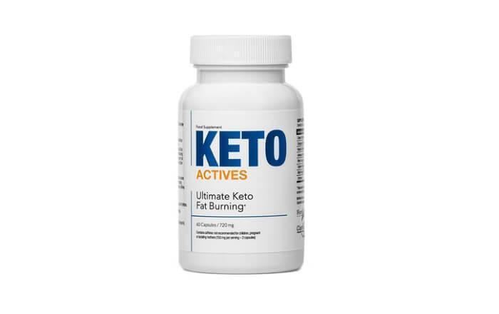 Keto Actives (Кето Активс) – капсулы для похудения
