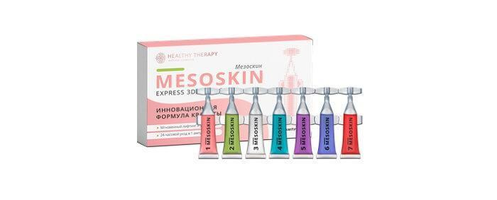 Mesoskin (Мезоскин) − лифтинг-сыворотка от морщин