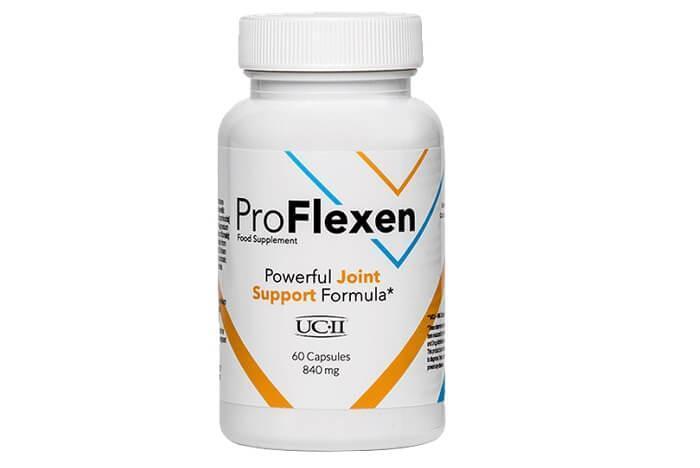 ProFlexen (ПроФлексен) - капсулы для суставов
