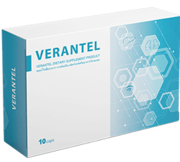 Verantel (Верантел) - капсулы от паразитов