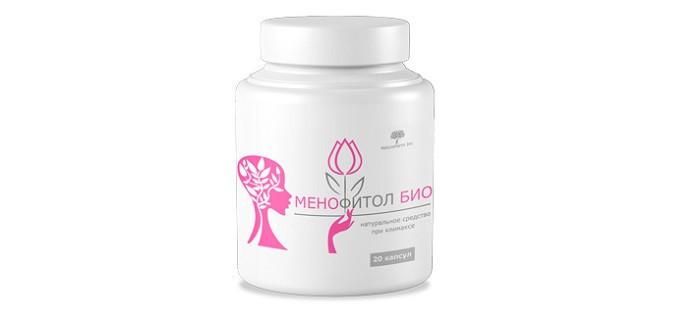 Менофитол Био − капсулы при климаксе