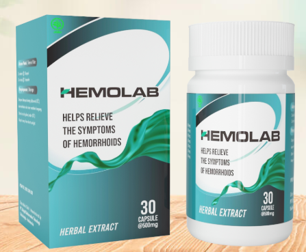 Hemolab (Гемолаб) - капсулы от геморроя