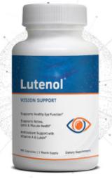 Lutenol (Лутенол) - капсулы для улучшения зрения