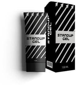 StandUp Gel (Стендап Гель) - крем для увеличения члена