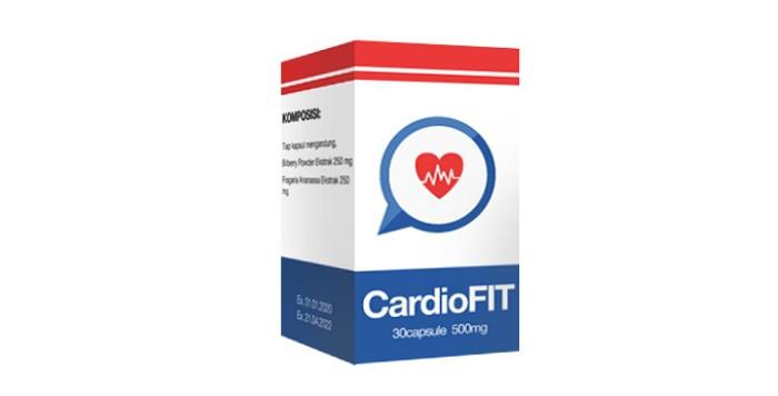 CardioFit (КардиоФит) - капсулы от гипертонии