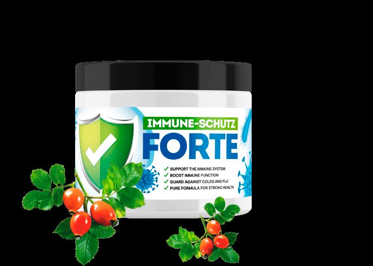 Immune Protect Forte (Иммуне Протект Форте) - капсулы для иммунитета