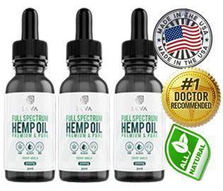 Leva CBD Hemp Oil (Лева КБД Хемп Оил) - кали для иммунитета