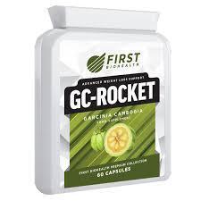 GC Rocket (ДжиСи Рокет) - капсулы для похудения